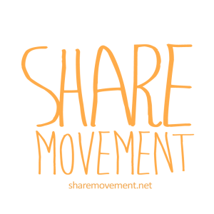 Share Movement Logo with website