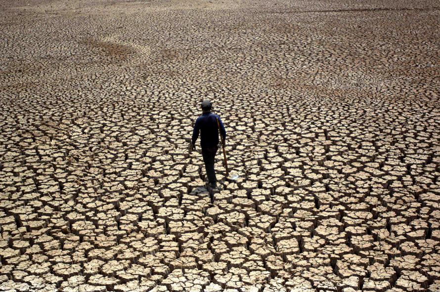 China Drought