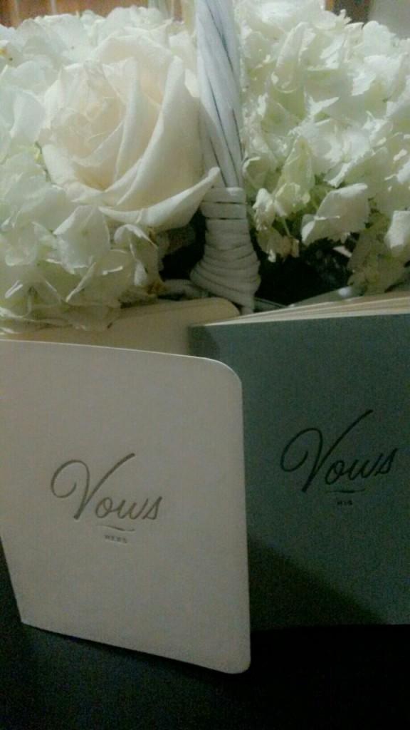 mrandmrsvill wedding vows
